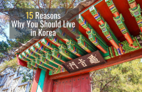 15 Reasons Why You Should Live in Korea (and 5 Reasons You Shouldn't)