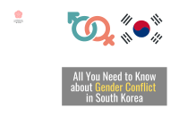 All You Need to Know about Gender Conflict in South Korea [2021]