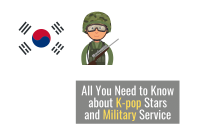 All You Need to Know about K-pop Stars and Military Service