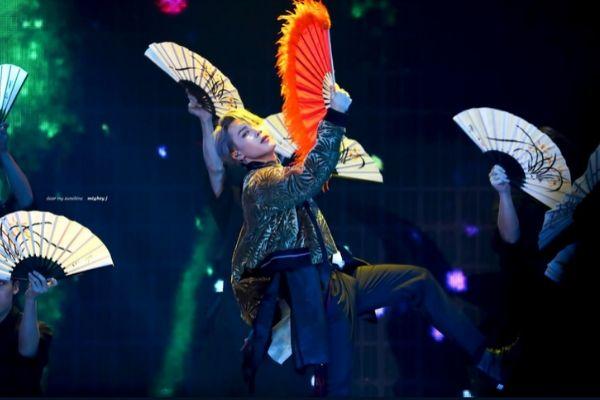 BTS Jimin Wearing Hanbok