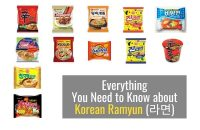 Everything You Need to Know about Korean Ramyun (라면)