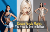 21 Famous Korean Female Models You Need to See to Believe