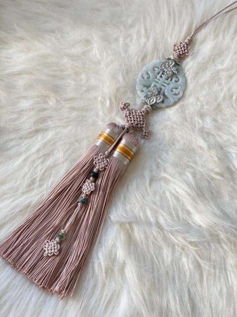 Hanbok Accessory Norigae_Etsy