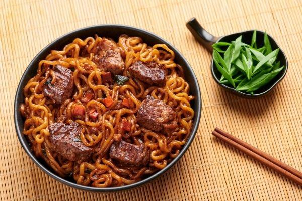 How often do Koreans eat ramyun