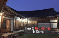 How to Get Married in Korea in 2021