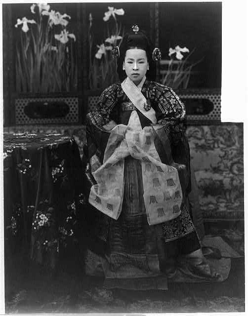 Korean Empress