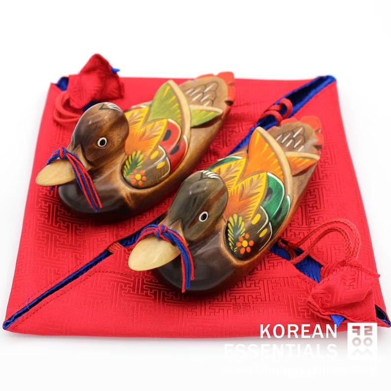Korean Wedding Duck_Etsy
