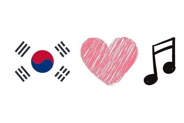 Koreans love music
