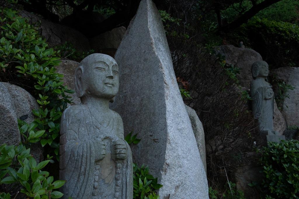 Lingua Asia_Busan_Haedong Yonggungsa_Statue