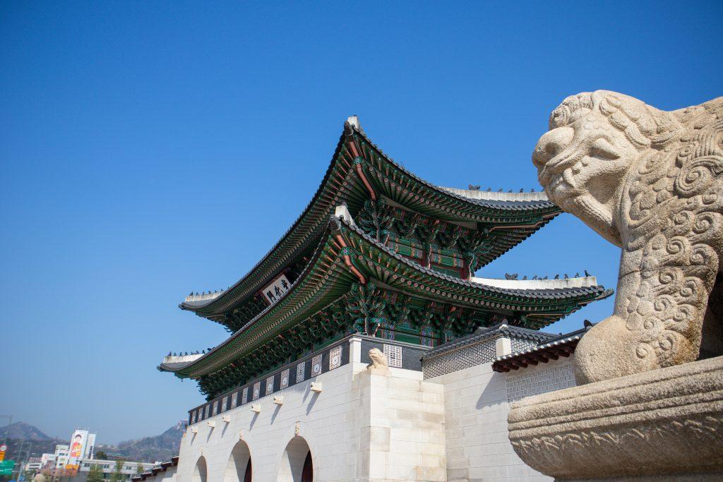 Lingua Asia_Gyeongbokgung Palace_Seoul_2021