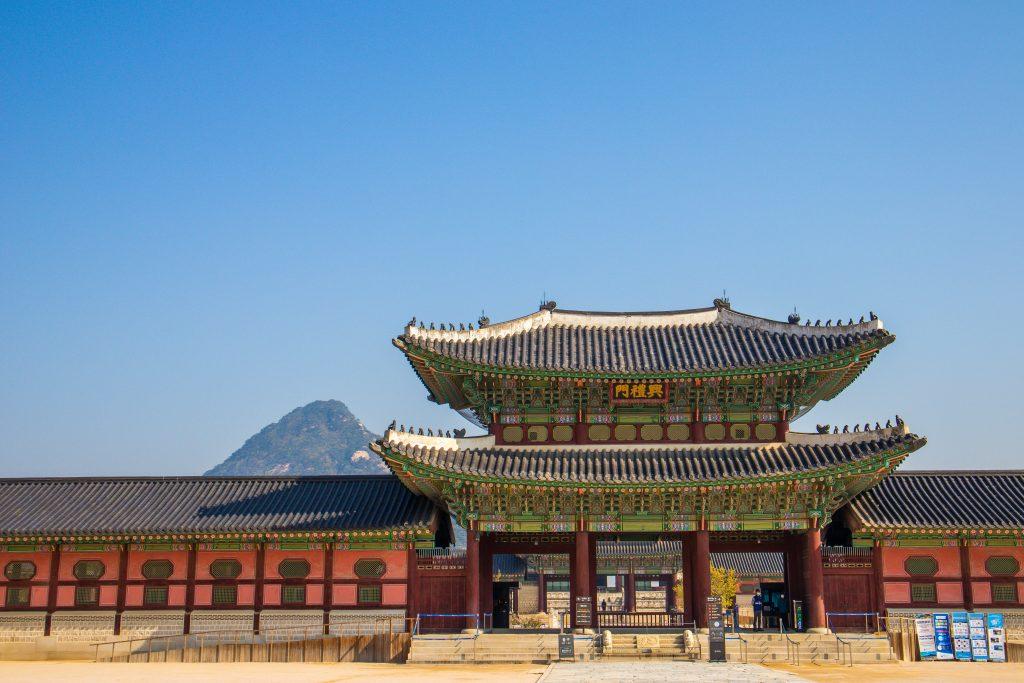 Lingua Asia_Gyeongbokgung Palace_Seoul_South Korea_2021