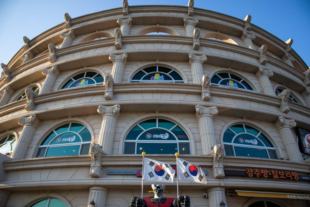 Lingua Asia_Gyeongju_Colosseum Replica_2021