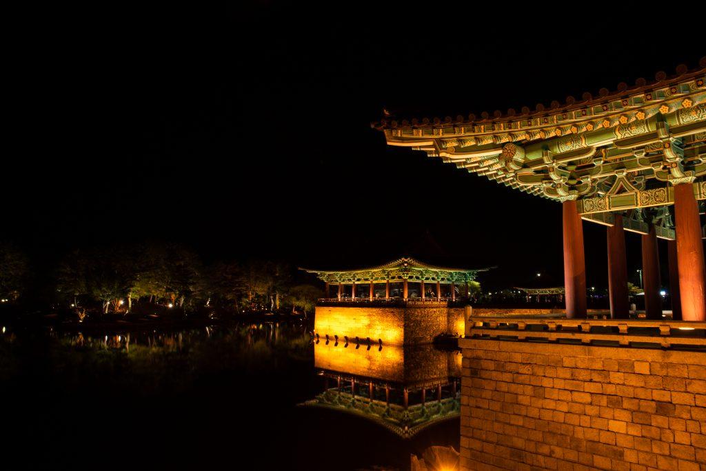 Lingua Asia_Gyeongju_Donggung Palace and Wolji Pond_2021