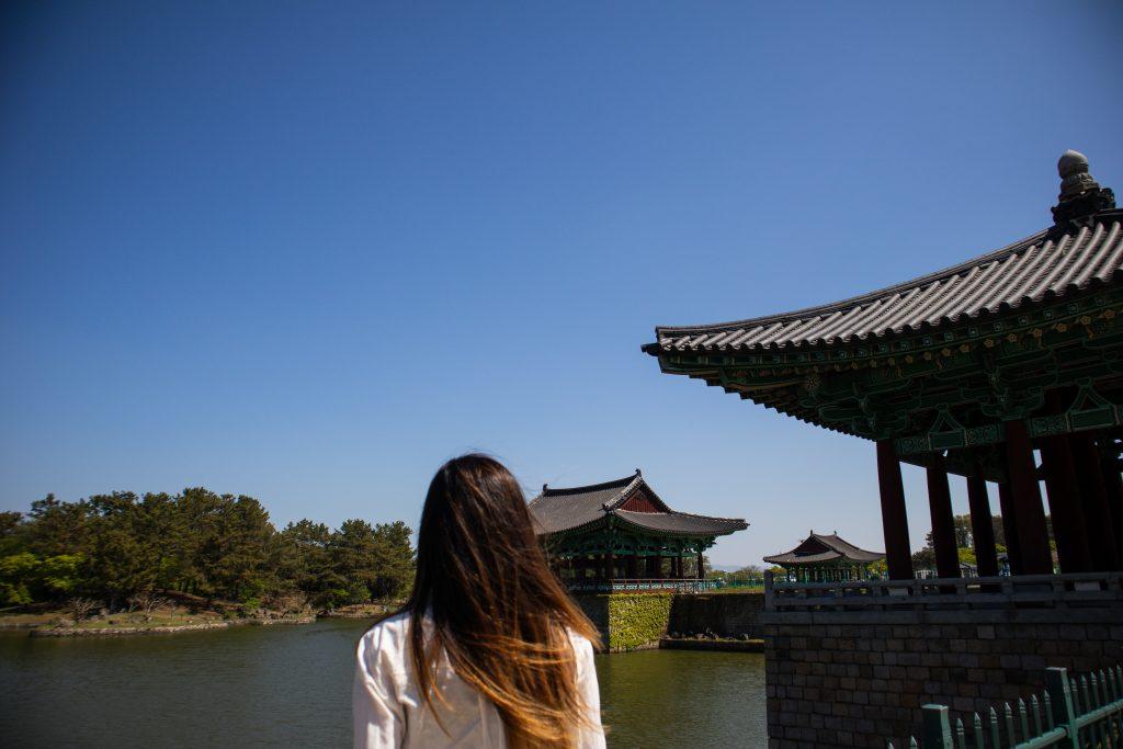 Lingua Asia_Gyeongju_Donggung Palace and Wolji Pond_Good Air Quality_2021