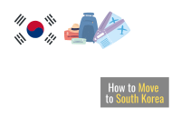 How to Move to South Korea in Style [2021]