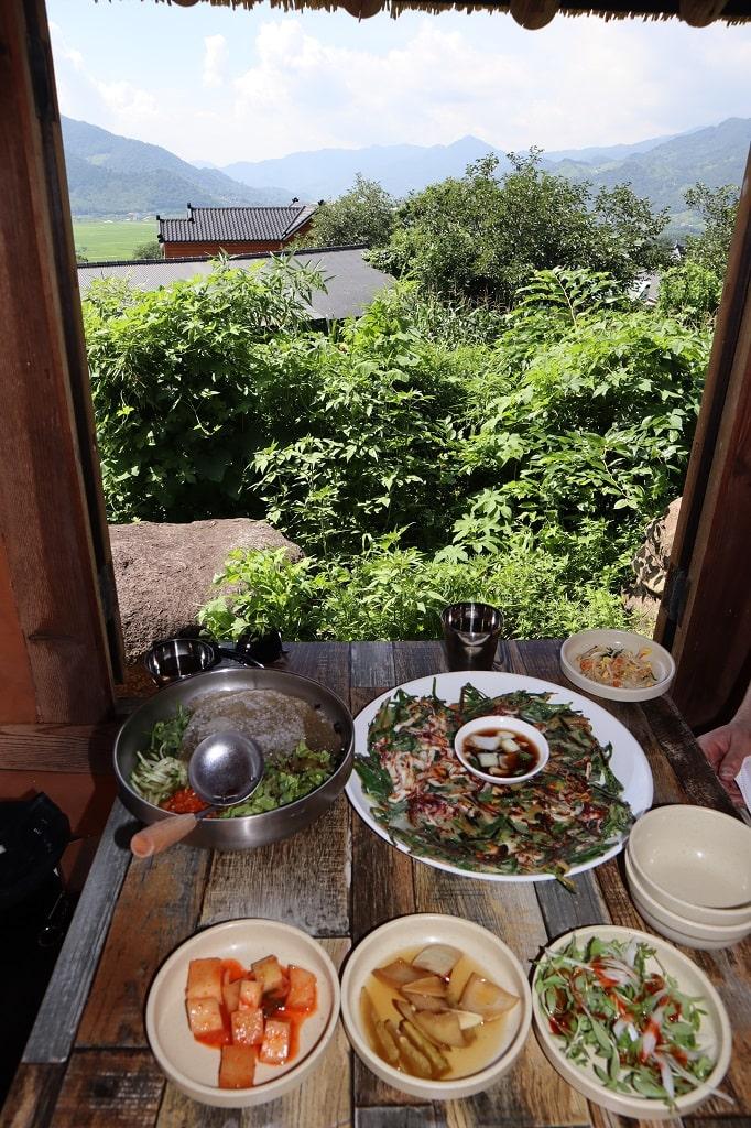 Lingua Asia_Korean Food_Banchan_2021