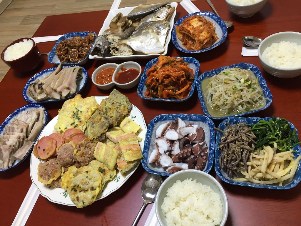 Lingua Asia_Korean Food_Holiday Banchan Assortment