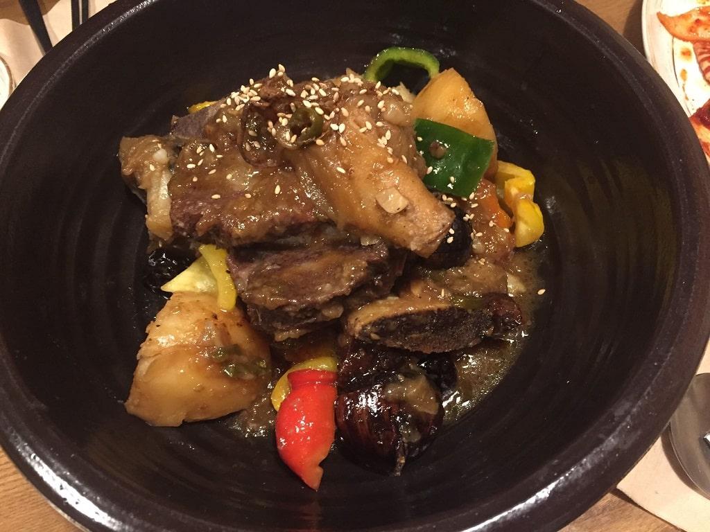 Lingua Asia_Korean Food_Jorim