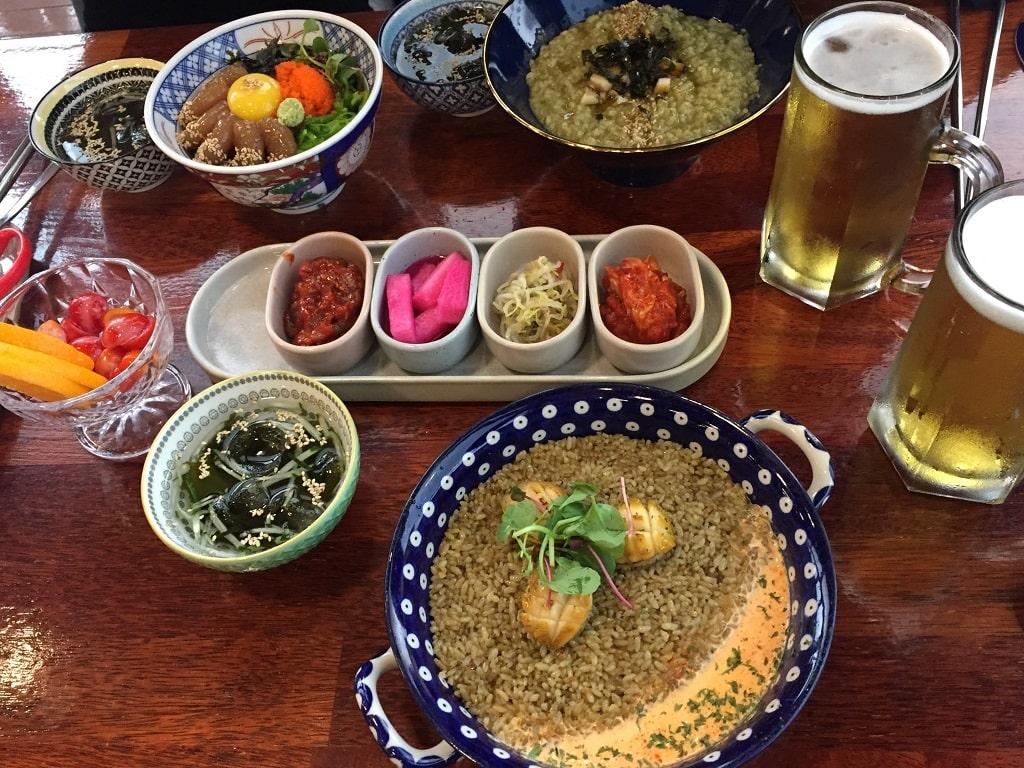 Lingua Asia_Korean Food_Kongnamul Muchim