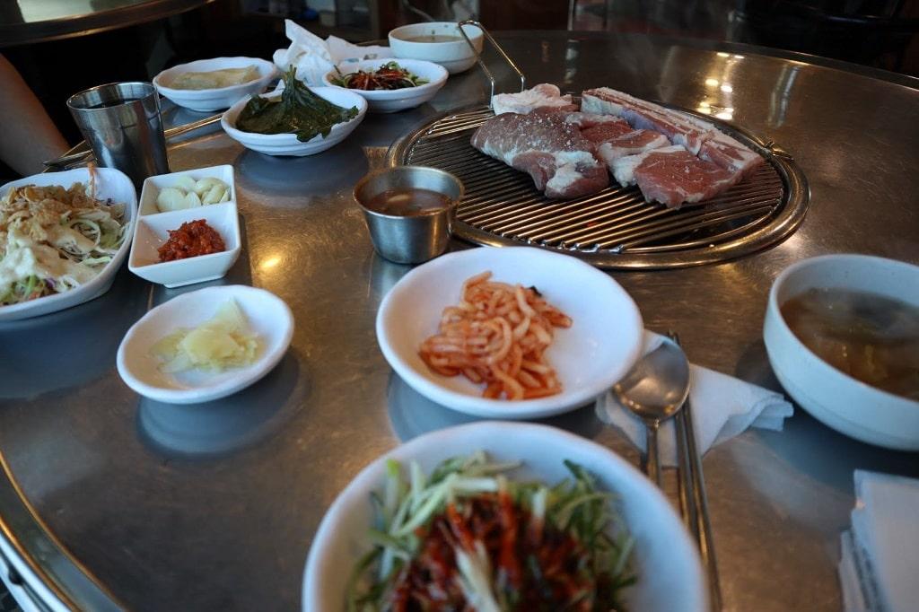 Lingua Asia_Korean Food_Mu Saengchae