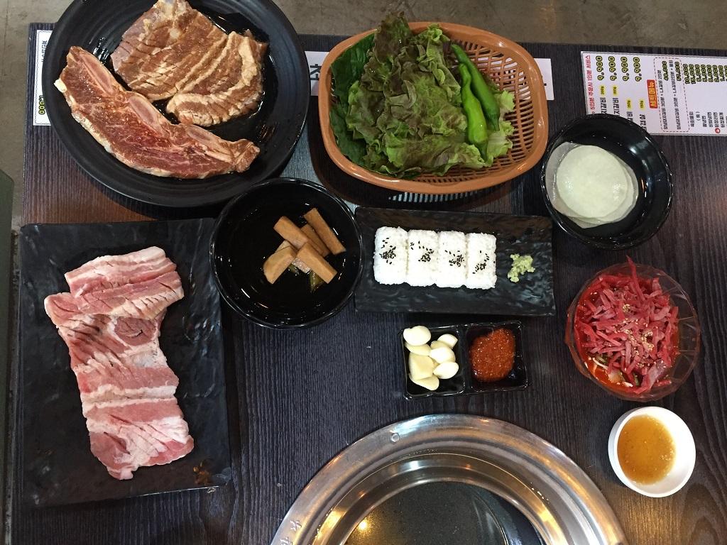Lingua Asia_Korean Food_Ssam Ingredients