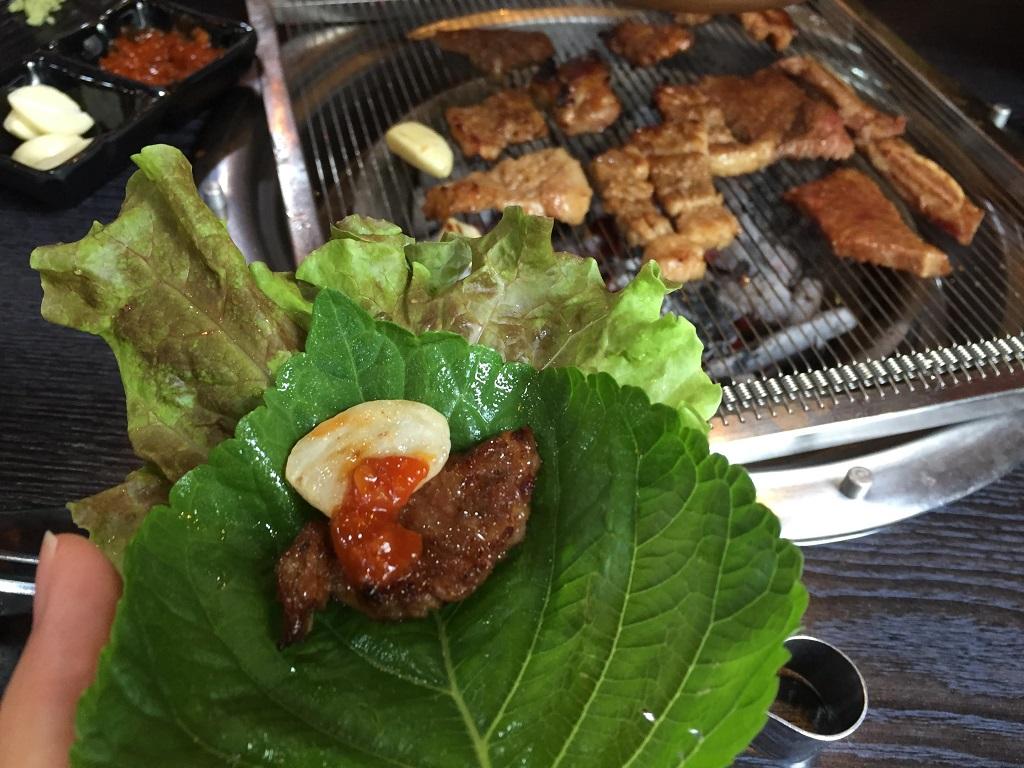 Lingua Asia_Korean Food_Ssam_2021