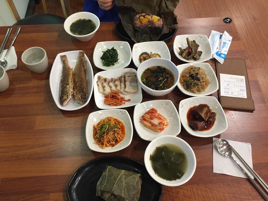 Lingua Asia_Korean Food_What are banchan