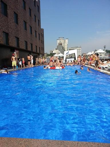 Lingua Asia_Pool Party_Seoul