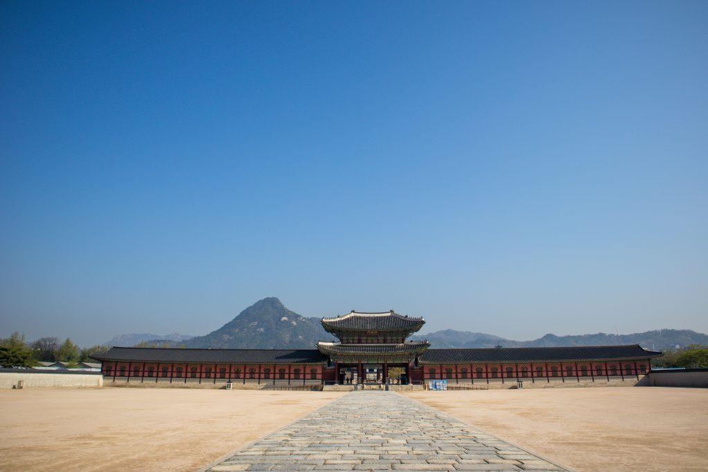 Lingua Asia_Seoul_Gyeongbokgung Palace_2021