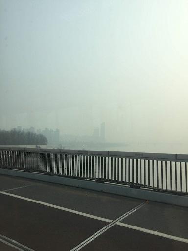 Lingua Asia_Seoul_Poor Air Quality