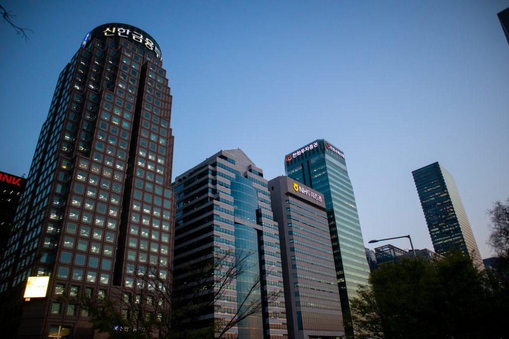 Lingua Asia_Yeouido Financial District_Seoul_2021