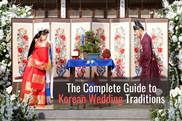 The Complete Guide to Korean Wedding Traditions