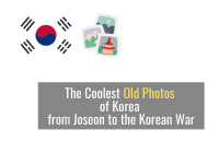The Coolest Old Photos of Korea from Joseon to the Korean War