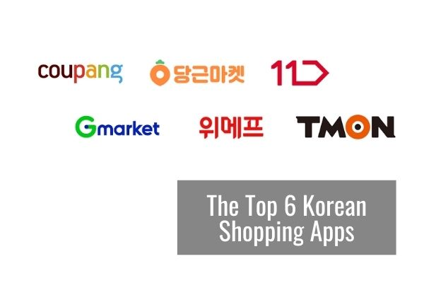 The Top 6 Korean Shopping Apps