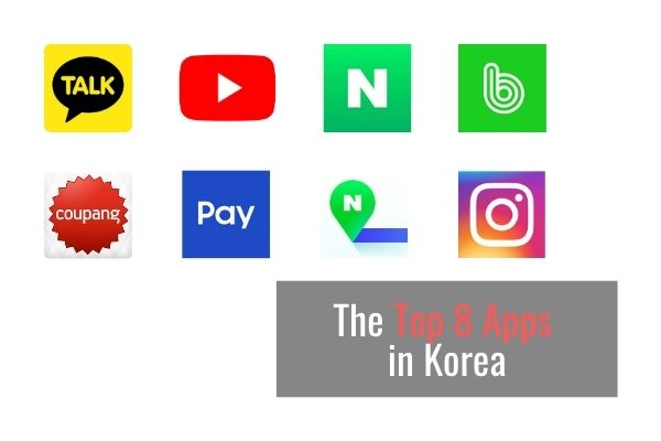The Top 8 Apps in Korea [2020]