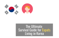 Insider Tips: The Ultimate Survival Guide for Expats Living in Korea [2021]
