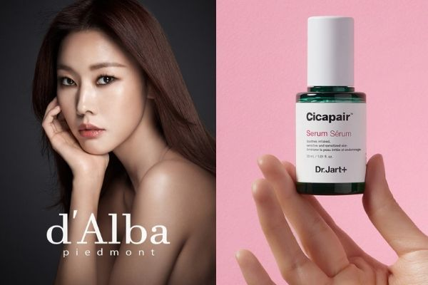 What are some K-Beauty brands Koreans use