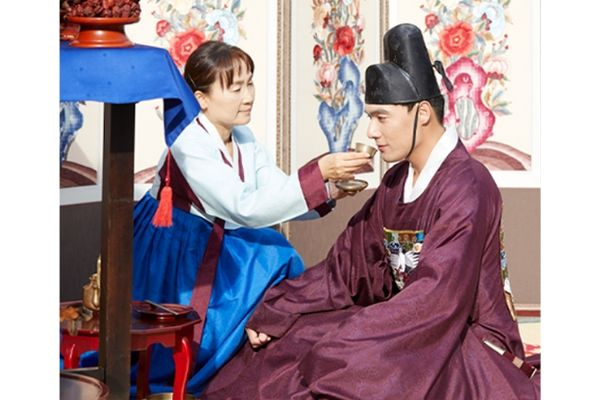 What to wear to a traditional Korean wedding ceremony_Groom