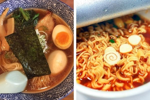 What's the difference between ramen and ramyun?
