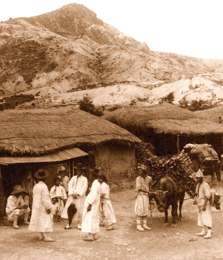road to beijing outside seoul