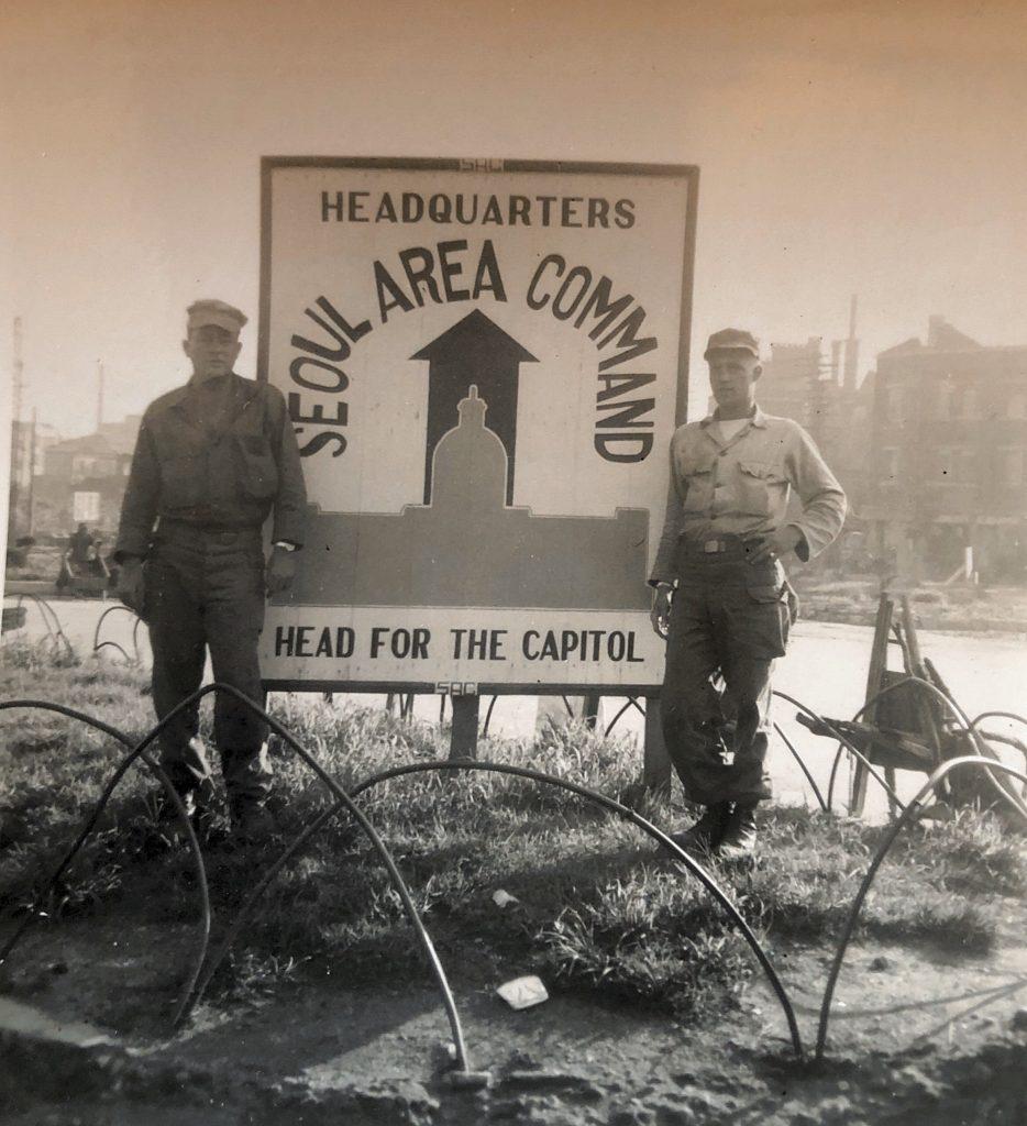 seoul area command