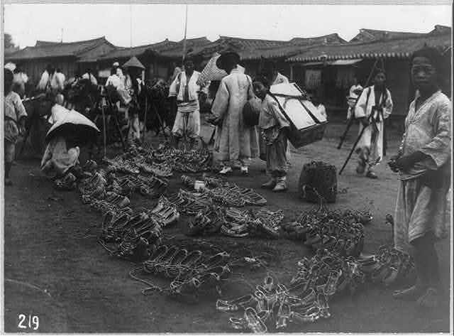 shoe market seoul