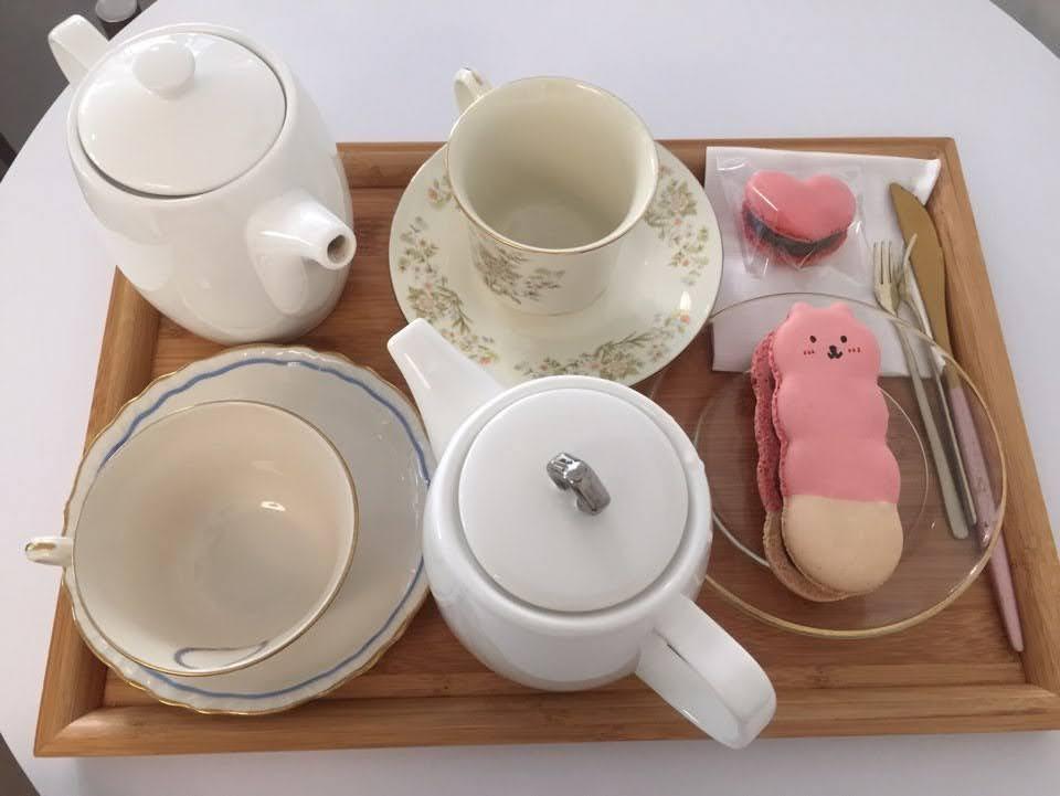 sohwakhaeng_tea-and-macaron