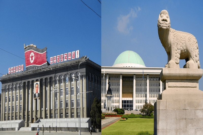 South and North Korean language differences